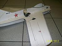 """Name: MIG15-KF.jpg Views: 454 Size: 96.4 KB Description: KFm2 was added later to improve """"lift"""" due to over-weight. Made the differance between bin & hanger!"""