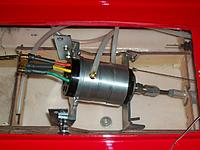 Name: 100_2015.jpg Views: 47 Size: 117.5 KB Description: motor mounted with jacket....just mocked up for now...