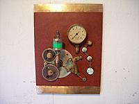 Name: 000_0026[1].jpg Views: 134 Size: 149.1 KB Description: Finished Steampunk - Retard Detection Device - Plaque
