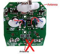 Antenna for V911? - RC Groups