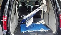 Name: 001.jpg Views: 519 Size: 174.8 KB Description: CZ Cub loaded in my Dodge Grand Caravan with wings on.
