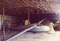 Name: N4937C in Eagleville hangar.jpg Views: 464 Size: 78.0 KB Description: Cherokee II N4937C