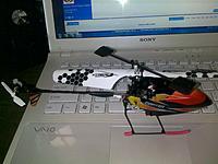 Name: 03192012421.jpg Views: 158 Size: 190.9 KB Description: KBB rear mcpx blade, msrx tail motor