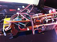 Name: IMG_0972.jpg Views: 210 Size: 246.9 KB Description: hobbyking v2 kk, fatshark 100mw 5.8ghz tx, plush 18amp escs, orange rx, hobbyking carbon fiber board frame.