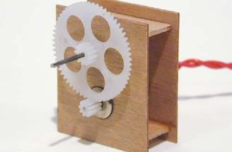 A functional and well-executed test gearbox.