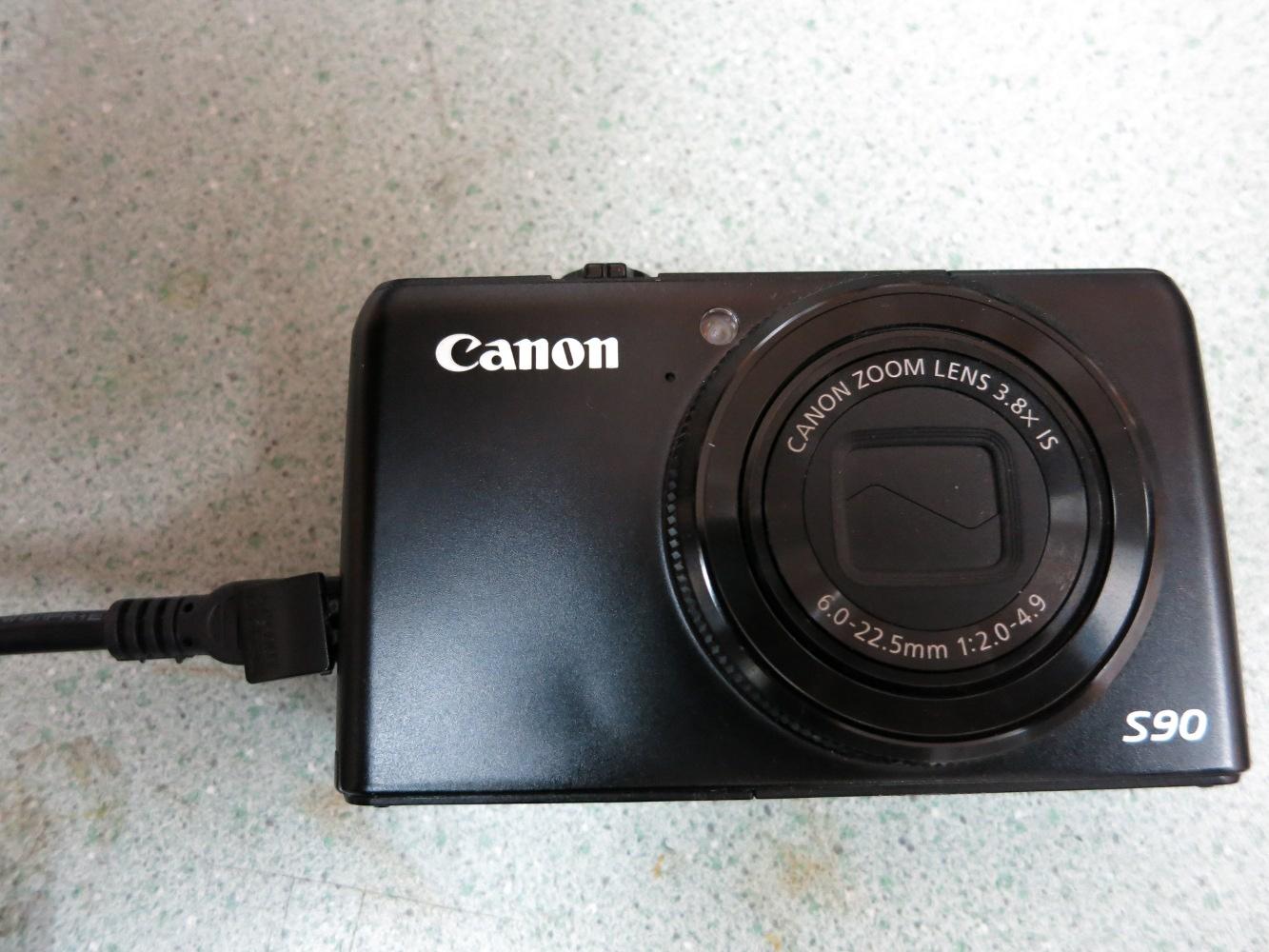 Estéreo Cable AV para Canon Powershot S90 S95 SX410 HS S100 S110