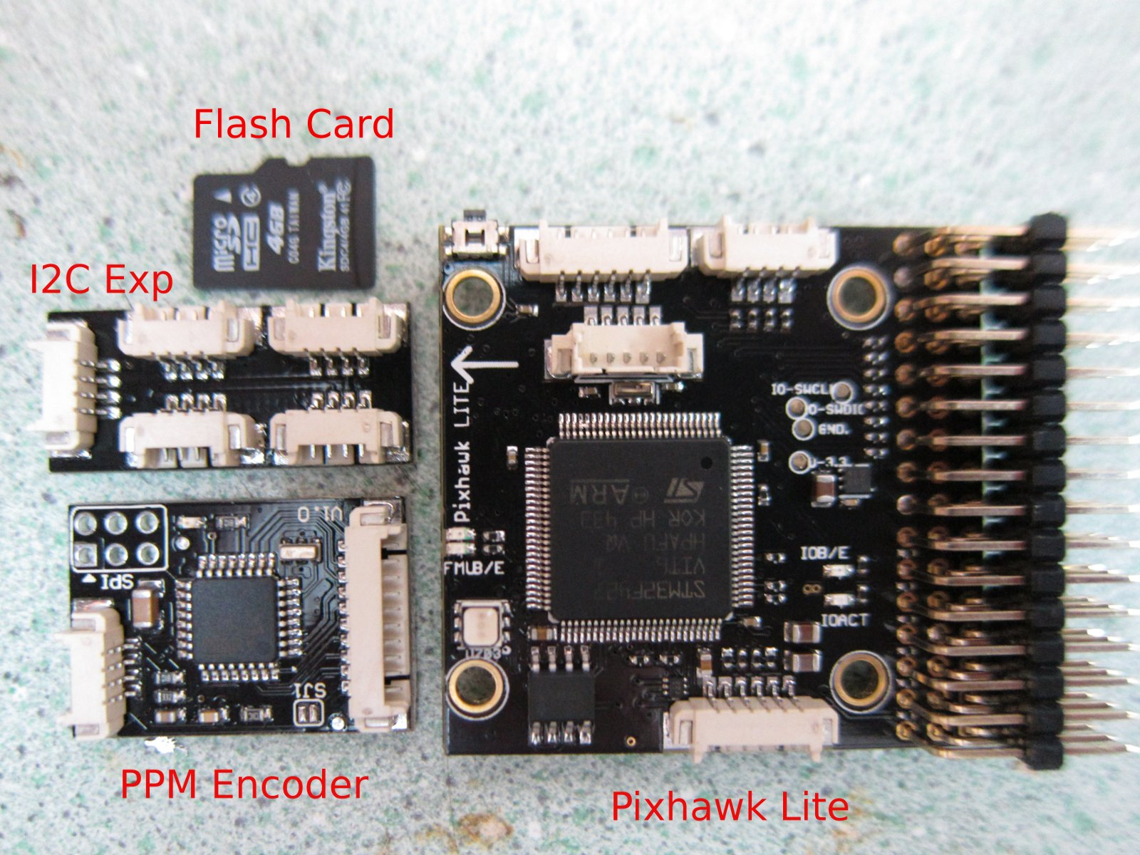 Mini-Review Pixhawk LITE mini pixhawk clone - RC Groups