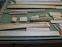 Name: Fuselage die cut parts and blocks.jpg Views: 188 Size: 201.2 KB Description: None of the parts are really marked so i am sorting it out the old fashioned way. Fuselage die cut parts and blocks