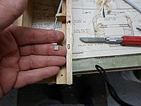 Name: 34.jpg Views: 66 Size: 91.7 KB Description: Something new, rare earth magnets used to hold hatch in place