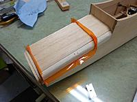 Name: 38.jpg Views: 78 Size: 93.0 KB Description: Hatch back in place ready to receive resin and micro balloon mixture