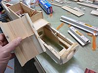 Name: 4.jpg Views: 65 Size: 111.1 KB Description: View of hatch and opening after sanding off sticky mess.