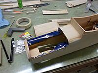 Name: 08.jpg Views: 66 Size: 83.8 KB Description: Fuselage with residual MonoKote film, in process of peeling it off.