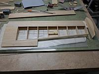 Name: Image00002.jpg Views: 69 Size: 149.5 KB Description: Right wing sheeted and center line sanded
