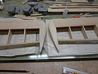 Name: Image00016.jpg Views: 67 Size: 156.3 KB Description: Both wing tips roughed shaped, still haven't touched those leading edges