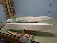 Name: Image00006.jpg Views: 73 Size: 131.7 KB Description: ¾ oz glass draped over floats, I am going to cover tops and side with one piece each