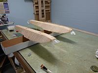 Name: Image00010.jpg Views: 74 Size: 131.2 KB Description: Both floats finished and curing