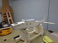 Name: SAM_0479.jpg Views: 58 Size: 55.2 KB Description: Fuse spotted with green putty ready to sand primer