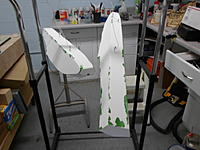 Name: SAM_0480.jpg Views: 60 Size: 70.6 KB Description: Floats spackled with green putty ready to sand