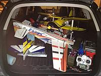 Name: car packed for fun at field.jpg