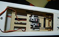 Name: Rudder and Elevator Servos.jpg