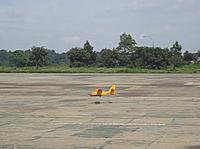 Name: cl415 landing.jpg Views: 495 Size: 112.2 KB Description: smooth landing, using flaperon