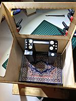 Name: 05D96F6B-8DA7-4300-8B94-61E505A8FEE6.jpg Views: 6 Size: 3.48 MB Description: Doesn't every Pilothouse have an Oriental Rug