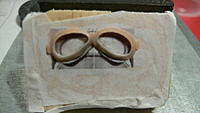 Name: P1110217.jpg Views: 147 Size: 112.8 KB Description: Paper for the lens outlines and sculpey for the rest