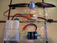 Name: Himax Motor and ESC 001.JPG Views: 87 Size: 136.6 KB Description:
