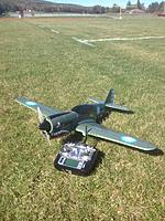 Name: GWS P-40 maiden.jpg Views: 17 Size: 1.01 MB Description: