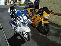 Name: 4855175999430290354.jpg Views: 113 Size: 79.0 KB Description: Triumph T595. 1000cc speed triple. Hooligan tool!