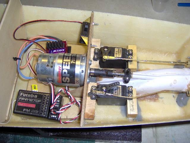 rc boat wiring wire center u2022 rh 45 77 184 10
