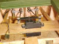 Name: MVC-010S.jpg Views: 311 Size: 42.6 KB Description: Twin rudder set up in a scratch built PT boat.