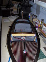 Name: Dodge 292.jpg Views: 274 Size: 96.2 KB Description: The nav lights work, battery pack is in the rudder compartment.