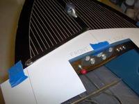 Name: Dodge 303.jpg Views: 242 Size: 67.0 KB Description: Template for installing the windshield hinge brackets.