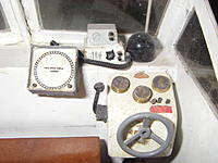 Name: MB 4.jpg Views: 158 Size: 215.5 KB Description: Depth finder was copied from Dumas USCG 41' UTB plans.  Radio telephone hand set was an earring purcahsed from Woolworth's.