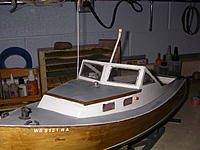 Name: MB 8.jpg Views: 140 Size: 195.5 KB Description: RAM nav lights were installed.  The hull number is my old IMPBA member number.  I built the model when I was stationed in Milwaukee, hence the WS  BA.