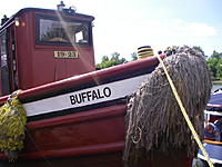 Name: B10.jpg Views: 31 Size: 339.2 KB Description: Tug BUFFALO is a bell boat with a direct drive direct reversing engine.