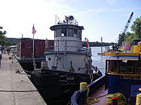 Name: GB1.jpg Views: 39 Size: 318.7 KB Description: The GOWANUS BAY, the former Army ST 2201, also has a direct drive direct reversing engine.