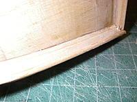 Name: IMGP5564.jpg Views: 50 Size: 331.1 KB Description: Trimmed upper rub rail.