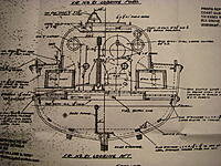 Name: IMGP8127.jpg Views: 66 Size: 513.6 KB Description: Frame 21 looking aft, the forward bulkhead of the engine turtleback.