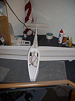 Name: Ail Servos mounted.jpg Views: 972 Size: 157.1 KB Description: Ready for the nose and top.