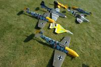 Name: 39.jpg Views: 426 Size: 139.6 KB Description: A line up of Ripmax warbirds. All flew very well