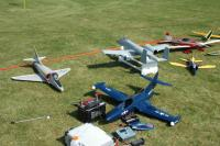 Name: 43.jpg Views: 362 Size: 134.5 KB Description: A nice collect of Jepe and Graupner EDF's. All flew fantastically