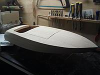 Name: 2012-08-25 12.15.37.jpg Views: 100 Size: 123.7 KB Description: Deck on and sanded