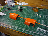 Name: P1010303.jpg Views: 50 Size: 304.3 KB Description: The nacelle. I am going to add a short thrust tube out the back.