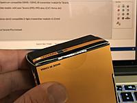 Orange Spektrum DSMX / DSM2 JR TX Module for Taranis, Turnigy 9XR