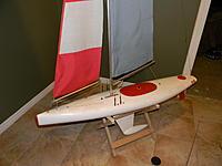 Name: flipper004.jpg Views: 201 Size: 146.5 KB Description: Asked boat type: Probably a Flipper from Topp Iserlohn Germany