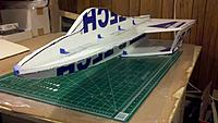 Name: 2013-02-14_22-14-46_917.jpg Views: 38 Size: 120.6 KB Description: The nose is larger than many of the entire foamie planes I've built.