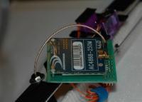 Name: DSC_1700.jpg Views: 1020 Size: 25.6 KB Description: The receiver board, showing the AeroComm modem