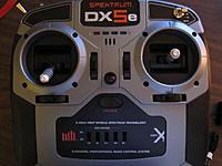 Name: IMG_2595.jpg Views: 43 Size: 44.4 KB Description: The Spektrum DX5e TX.